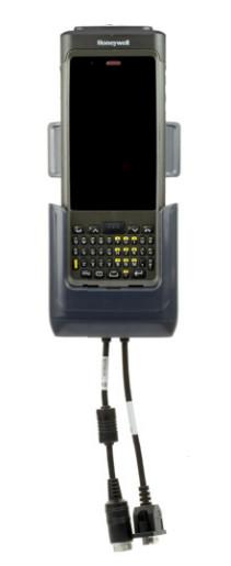 Honeywell CN80-VD-SRH-0 oplader voor mobiele apparatuur Auto Zwart