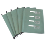 Cathedral Products Value Foolscap Suspension Files PK50