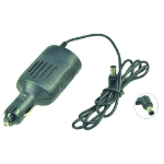 2-Power DC Car Adapter 19.5V 2.A 40W