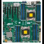 Supermicro X10DRi Intel C612 LGA 2011 (Socket R) Extended ATX server/workstation motherboard