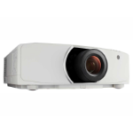 NEC PA853W Desktop projector 8500ANSI lumens 3LCD WXGA (1280x800) 3D White data projector