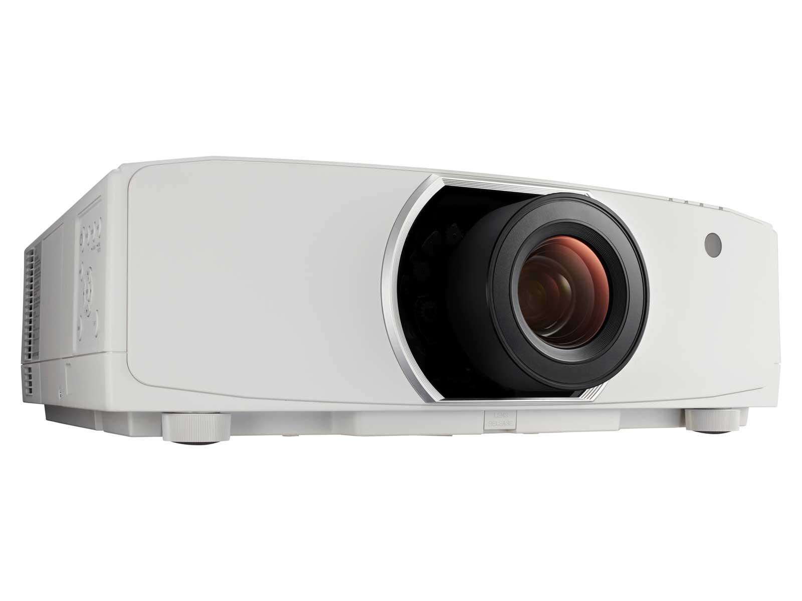 NEC PA853W videoproyector 8500 lúmenes ANSI 3LCD WXGA (1280x800) 3D Proyector para escritorio Blanco