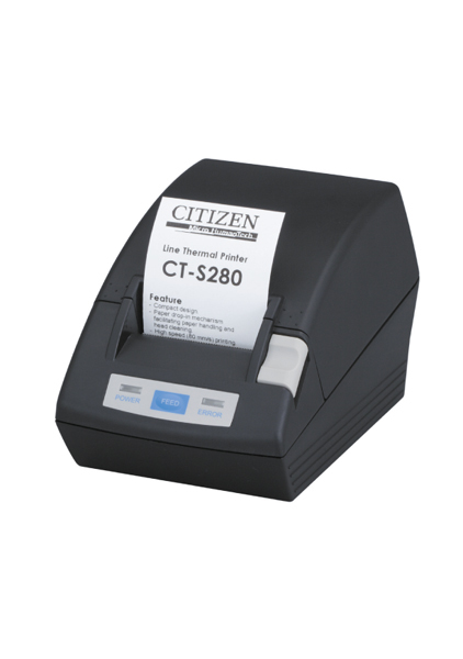 Citizen CT-S280 Thermal POS printer 203 x 203 DPI Wired