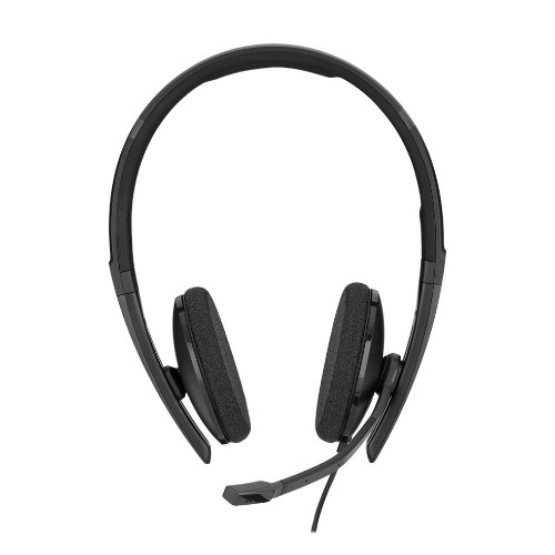 Sennheiser SC 160 USB-C Binaural Head-band Black