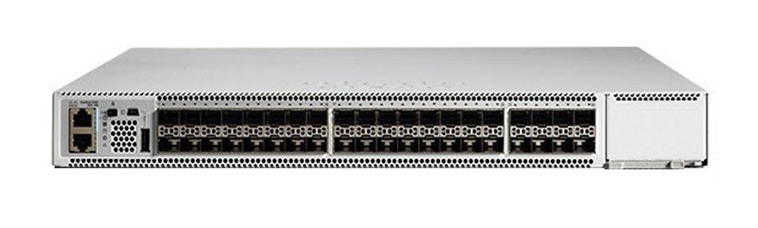 Cisco C9500-40X-E switch Gestionado L2/L3 None Gris 1U