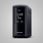 CyberPower VP700EILCD uninterruptible power supply (UPS) Line-Interactive 700 VA 390 W 6 AC outlet(s)