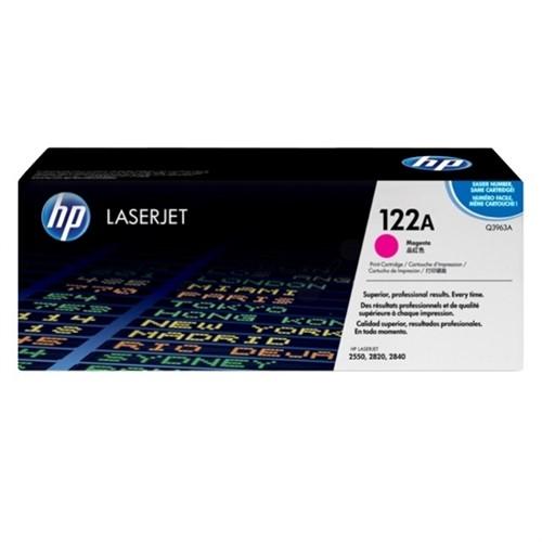 HP Magenta Toner for CLJ2550 - Q3963A