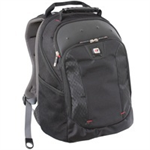 GINOFER JUNO 16IN LAPTOP BKPACK BLACK