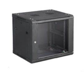 Microconnect CABINET7 Wall mounted rack Black rack