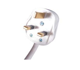 DP Building Systems 27-4020 power extension 2 m 4 AC outlet(s) Indoor White