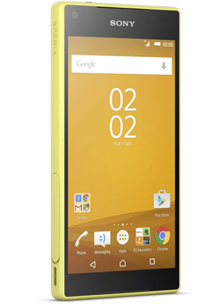 Sony Xperia Z5 Compact 4G 32GB Yellow