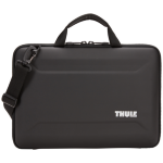 "Thule Gauntlet notebook case 38.1 cm (15"") Messenger case Black"