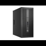 HP EliteDesk 800 G2 3.4GHz i7-6700 Micro Tower Black