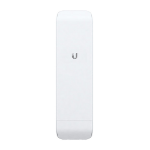Ubiquiti Networks NanoStation M5 WLAN access point 150 Mbit/s Power over Ethernet (PoE) White