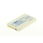 2-Power Digital Camera Battery 3.7v 720mAh rechargeable battery
