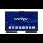"""Infocus Mondopad Digital signage flat panel 65"""" LCD Full HD Wi-Fi Black"""