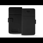 "SBS TEBOOKSLIMUN55K funda para teléfono móvil 14 cm (5.5"") Folio Negro"