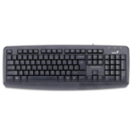 Genius KB-110X keyboard USB Black