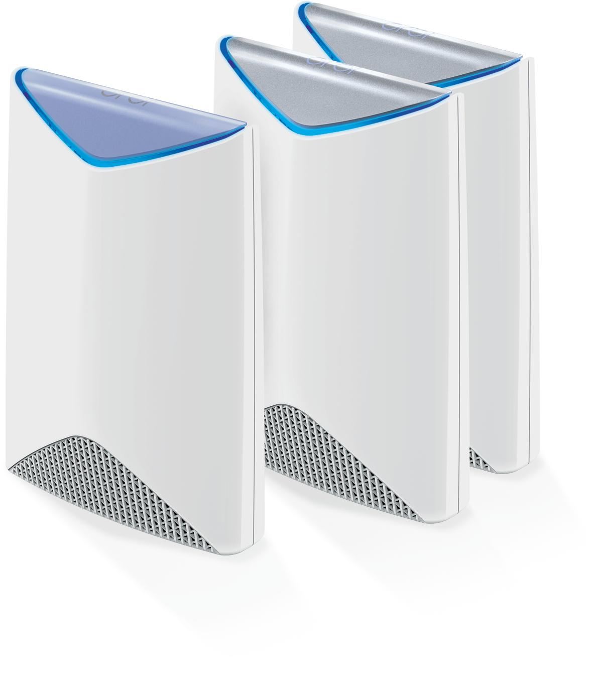 Netgear SRK60B03 draadloze router Tri-band (2.4 GHz / 5 GHz / 5 GHz) Gigabit Ethernet Wit