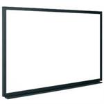 Bi-Office BI-SILQUE WHITEBOARD 600X450 BLACK FRAME