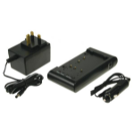 2-Power CBC9200A Auto/Indoor Black battery charger
