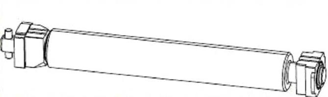 Zebra 79816M transfer roll