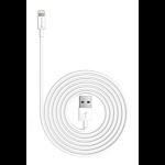 Kanex 1.2m Lightning-USB White