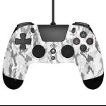 Gioteck VX4 Black, White USB Gamepad Analogue / Digital PlayStation 4