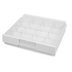 Ergotron 97-848 multimedia cart accessory Drawer White