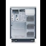 APC SYA4K8I 4000VA Black uninterruptible power supply (UPS)