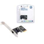 LogiLink Gigabit PCI Express Network Card 1000 Mbit/s