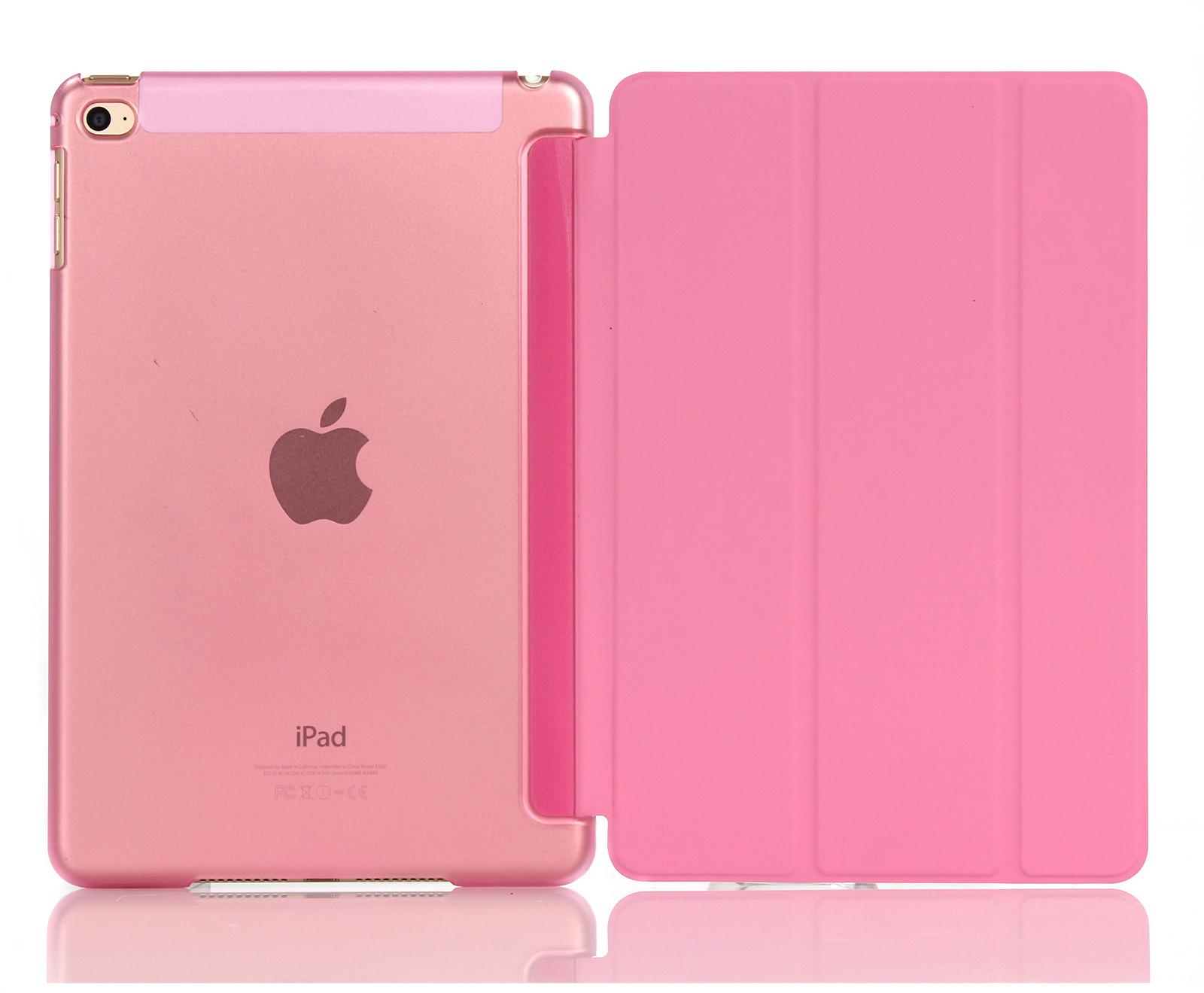 """eSTUFF ES681024-BULK 9.7"""" Folio Pink"""