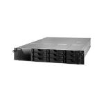 Hypertec ASUSTOR 9 Bay Rack mount NAS- dual PSU- Intel ATOM 2.13 GHz Dual-Core Processor- 1GB DDR3- 2 x 1GbE-