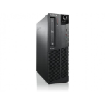 Lenovo ThinkCentre M73 Small Form Factor 3.4GHz i3-4130 SFF Black PC