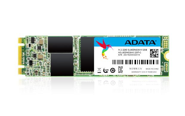 SSD Su800 512GB M.2 2280 2.5in 6gbs Nand