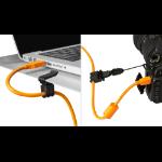 Tether Tools JerkStopper Cable holder Desk Black 1 pc(s)