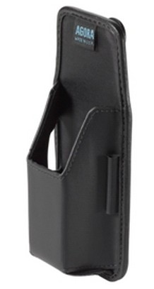 Zebra SG-MC2121205-01R Handheld computer holster Leather Black peripheral device case