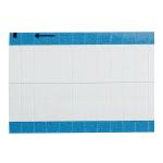 Brady WO-47-PK self-adhesive label Rectangle Removable White 1800 pc(s)