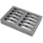 StarTech.com Gigabit Fiber SFP Transceiver Module - HP J4859C Compatible - SM/MM LC with DDM - 10km (6.2 mi.) / 550m (1804 ft.) - 10 Pack