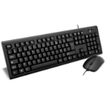 V7 Wired Keyboard and Mouse Combo – FR