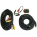 Microconnect DVD Cable Kit 5m 5m S-Video (4-pin) Black S-video cable