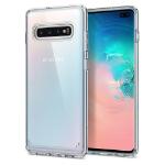 "Spigen Ultra Hybrid mobiele telefoon behuizingen 16,3 cm (6.4"") Hoes Transparant"
