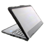 "Gumdrop Cases DT-HPCB11360-BLK notebook case 27.9 cm (11"") Shell case Black, Transparent"