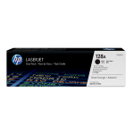 HP CE320AD (128A) Toner black, 2K pages @ 5% coverage, Pack qty 2