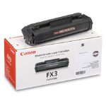 Canon FX-3 Black Toner Cartridge Original