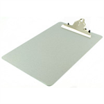 Q-CONNECT KF05595 Silver clipboard