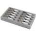 StarTech.com Módulo Transceptor SFP Compatible con HP J8177C - 1000BASE-T - Paquete de 10