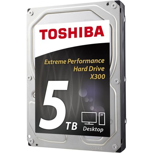 Toshiba X300 5TB 5000GB Serial ATA III internal hard drive