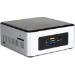 Wortmann AG TERRA 3000 SILENT GREENLINE 1.6GHz N3050 Micro Tower Black,White Mini PC
