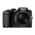 """Nikon COOLPIX B500 Bridge camera 16 MP 1/2.3"""" CMOS 4608 x 3456 pixels Black"""